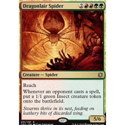 Magic löskort: Conspiracy: Take the Crown: Dragonlair Spider