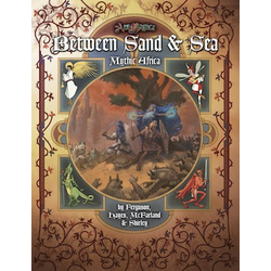 Ars Magica 5th ed: Between Sand & Sea - Mythic Africa