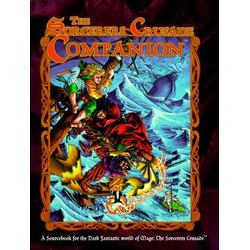 Mage: The Sorcerers Crusade Companion