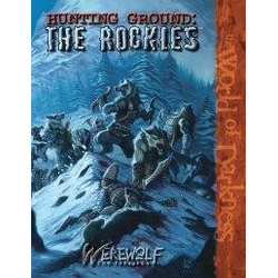 Werewolf: The Forsaken: Hunting Ground - The Rockies