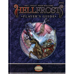 Hellfrost: Player's Guide (Savage Worlds)
