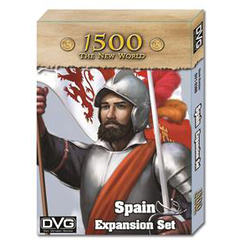 1500: The New World - Spain