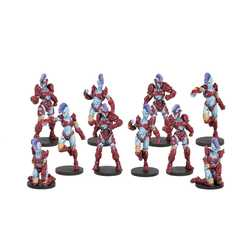 DreadBall: Bremlin Nebulas - Kalyshi Team