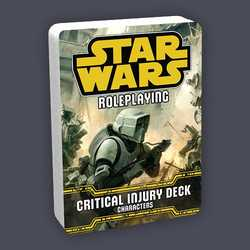 Star Wars: Age of Rebellion / Edge of the Empire: Critical Injury Deck