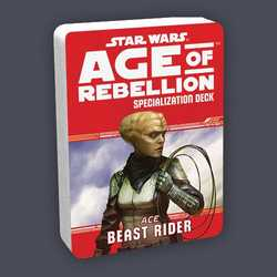 Star Wars: Age of Rebellion: Specialization Deck - Ace Beast Rider