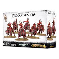 Blades of Khorne Bloodcrushers of Khorne