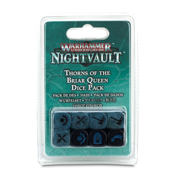 Nightvault: Thorns of the Briar Queen Dice