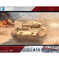 Rubicon: British Tank Cruiser MkV1, A15 Crusader