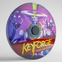 GameGenic Keyforge Premium Chain Tracker Logos