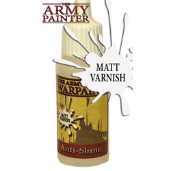 Anti-Shine Matt Varnish (18ml)