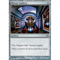 Betrayers of Kamigawa: Mirror Gallery