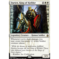 Magic löskort: Masters 25: Darien, King of Kjeldor