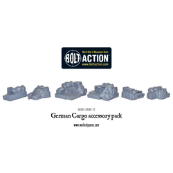 Bolt Action: German Cargo Accessory Pack