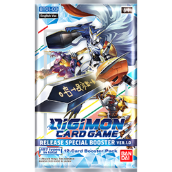 Digimon TCG: Release Special Booster Ver.1.0 BT01-03