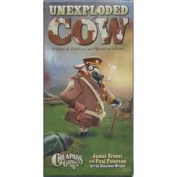 Unexploded Cow, Deluxe Ed.