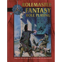 Rolemaster: 4th Edition Core Rules