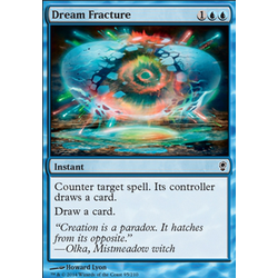 Magic löskort: Conspiracy: Dream Fracture