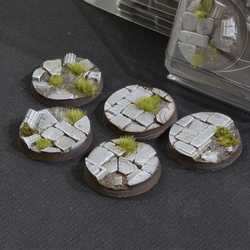 Battle Ready Bases - Temple 40mm Round (5)