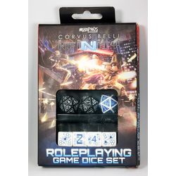Infinity RPG Dice Set: Tohaa