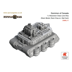 Dominion of Canada Resolution Class Land Ship (1)