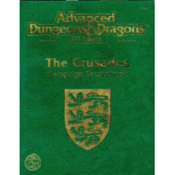 ADD 2nd ed: HR7 - The Crusades Campaign Sourcebook