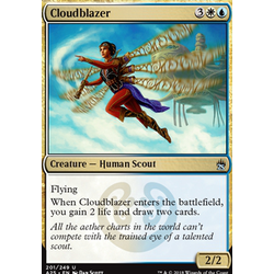 Magic löskort: Masters 25: Cloudblazer