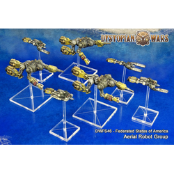 Federated States of America Aerial Robot Group