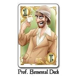 Pairs: Professor Elemental