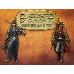 Blackwater Gulch: Gangfights in the Old West
