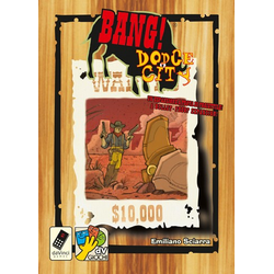 Bang! 4th Edition: Dodge City