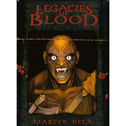 Vampire: The Eternal Struggle - Legacies of Blood Osebo Starter Deck