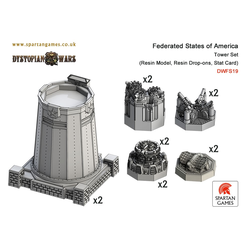 Federated States of America Tower Set (1)