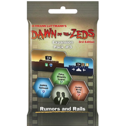 Dawn of the Zeds: Rumors and Rails