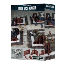 Realm of Battle: Moon Base Klaisus Gameboard