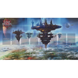 Star Realms: Play Mat Capital World