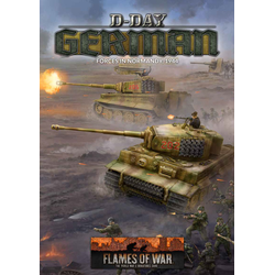 Flames of War: D-Day: German (4th Ed.)
