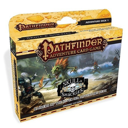 Pathfinder Adventure Card Game: Skull & Shackles Raiders of the Fever Sea Adventure Deck