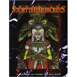 Vampire: The Dark Ages: Book of Storyteller Secrets