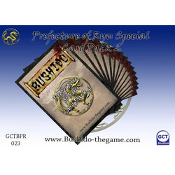 Prefecture of Ryu: Card Pack 2