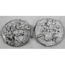 Empire: Casualty Tokens (2 st, Metall)