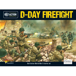 Bolt Action: D-Day Firefight (1:st Edition Starter)