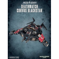Space Marine Deathwatch Corvus Blackstar