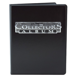 Ultra Pro 9-Pocket Portfolio Collector Black