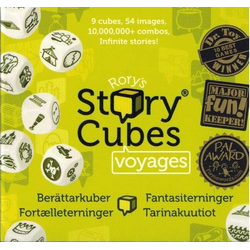Rory's Story Cubes: Voyages (Sv. regler)