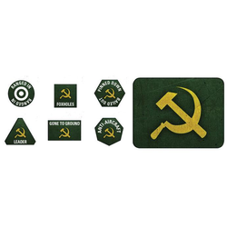 Soviet Late War Tokens & Objectives