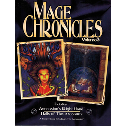 Mage, The Ascension: Mage Chronicles, Vol2 (Begagnad) )