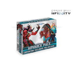 Infinity - Advance Pack - Convention Exclusive Pre-release