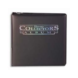 "Ultra Pro Album 3"" Collector Black"