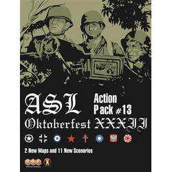 Advanced Squad Leader (ASL): Action Pack 13 - Oktoberfest XXXII
