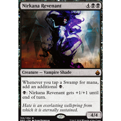 Magic löskort: Battlebond: Nirkana Revenant